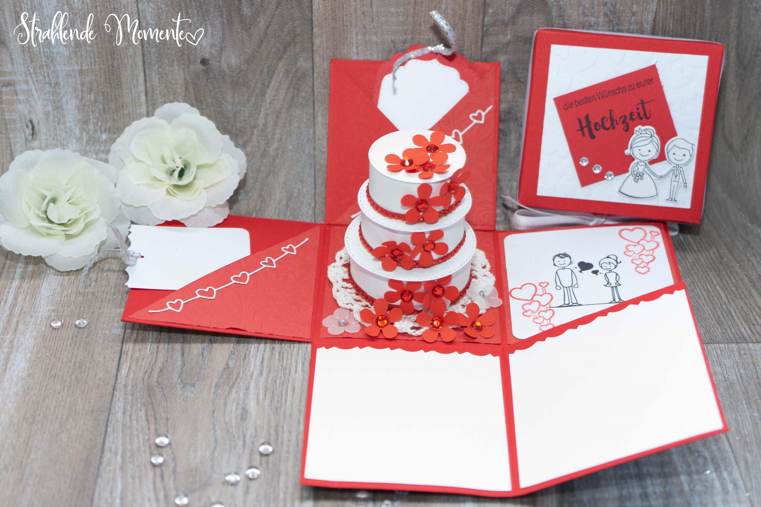 Auftragsarbeiten für Hochzeitsgeschenke