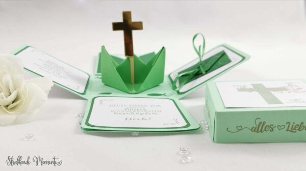 Taufe, Konfirmation, Kommunion