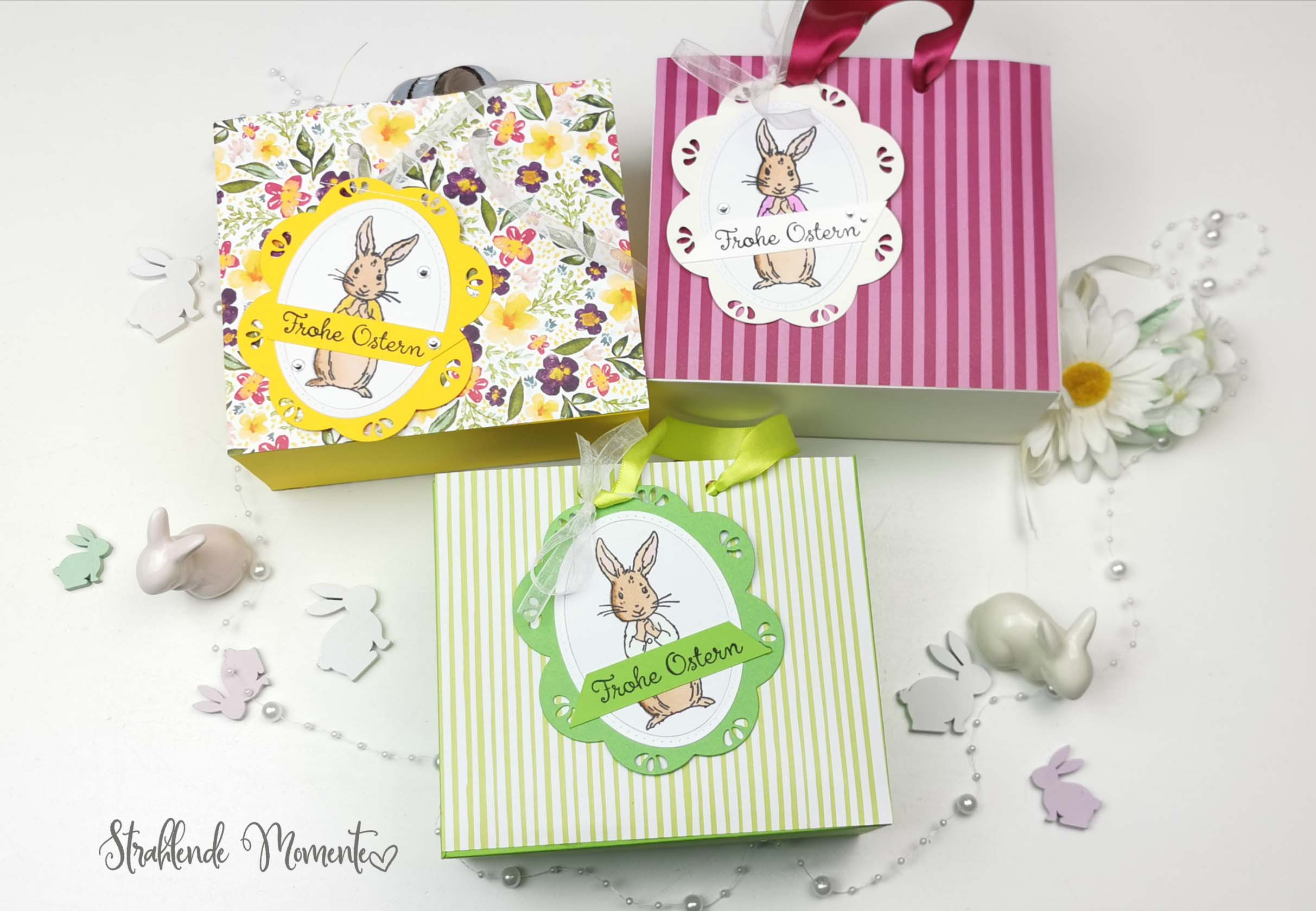 Ostern, Tasche, Geschenk