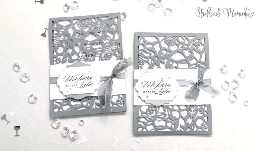 Hochzeit, Einladung, Karte