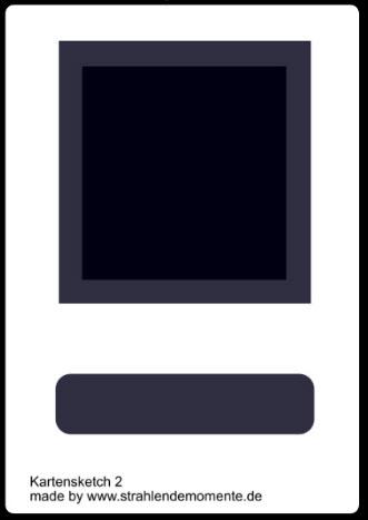 Kartensketch von Februar 2021