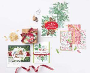 Stampin´ UP! Malerische Weihnachten