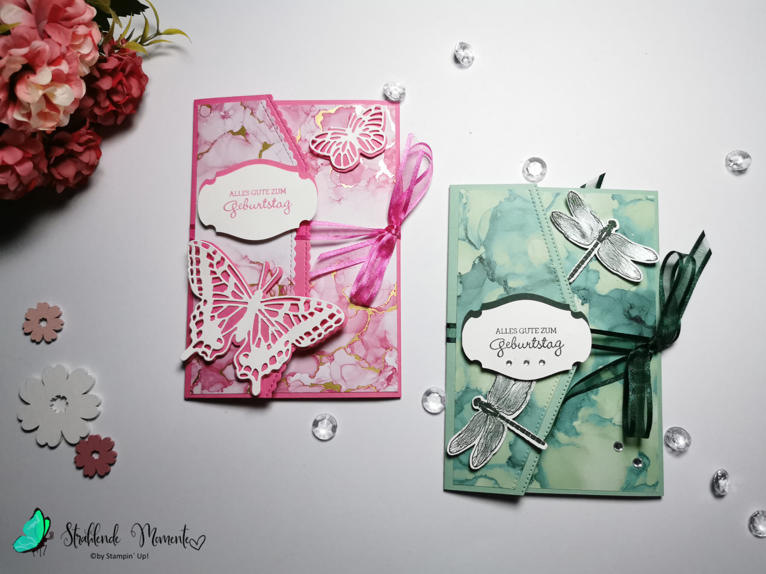 Stampin´ Up! Geburtstagskarte