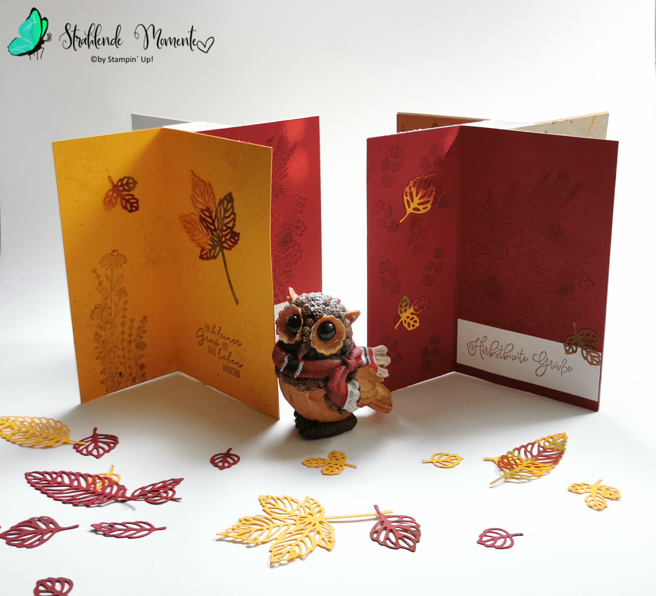 Stampin´ Up! Gorgeous Leaves