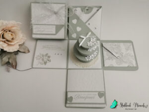 Explosionsbox, Hochzeit, Geldgeschenk