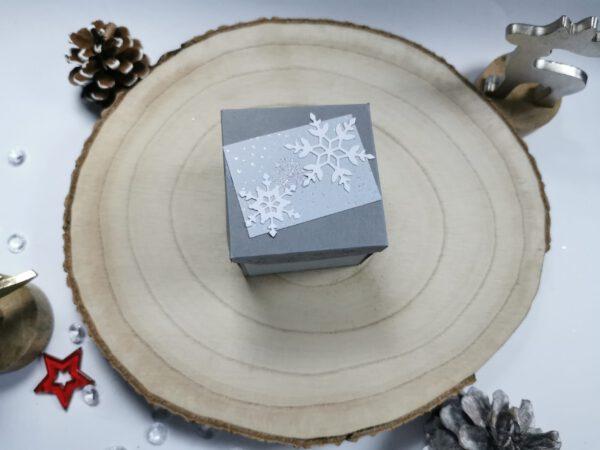 Explosionsbox, Weihnachten, Eisbär, Stampin´ Up